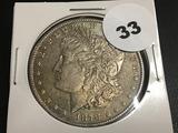 1878-S Morgan silver dollar Fine