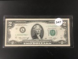 1976 $2 Star Note L00040780*