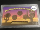 The Wild West Coin Collection
