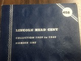Book of 48 Lincoln Cents