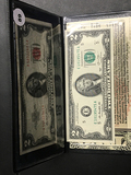 $2 notes 1953 & 2013
