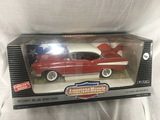 1957 Chevy Bel Air Sport Coupe, 1:18 scale, American Muscle