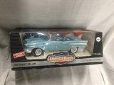 1957 Chevrolet Bel Air, 1:18 scale, Ertl, American Muscle