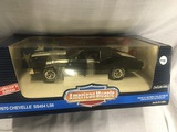 1970 Chevelle SS454 LS6, 1:18 scale, Ertl, American Muscle