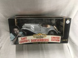 Gary Cooper's 1935 Duesenberg, 1:18 scale, Ertl, American Muscle