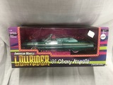 1964 Chevy Impala Lowrider, 1:18 scale, Ertl, American Muscle
