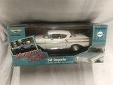 American Graffitti 1958 Impala, 1:18 scale, Ertl, American Muscle