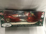 Hot Wheels Santa's Speedster, 1:18 scale