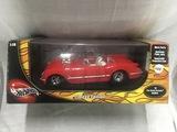 Hot Wheels 1953 Pro Street Corvette, 1:18 scale