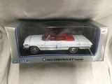 GM 1963 Chevrolet Impala, 1:18 scale, Welly