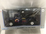 1956 Ford F-100 Tow Truck, 1:18 scale, Welly