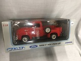 1956 F-100 Pickup, 1:18 scale, Welly