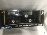 1956 Ford F-100 Pickup, 1:18 scale, Welly