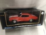 1970 Chevrolet Chevelle SS454, 1:18 scale, Welly