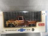 1965 Chevrolet C-10, 1:18 scale, Sunstar