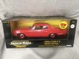 1966 Chevy Biscayne, 1:18 scale, American Muscle, New Tool
