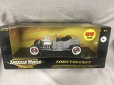 Ford T-Bucket, 1:18 scale, Ertl, American Muscle, New Tool
