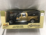 Ford Crew Cab, 1:18 scale, Ertl, Outdoor Sportman