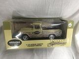 Chevy Pickup Truck, 1:18 scale, Ertl, Outdoor Sportman