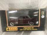 1941 Chevrolat Coupe, 1:18 scale, Eagle