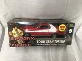 Starsky & Hutch, Ford Gran Torino, 1:18 scale, American Muscle