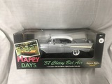 Happy Days 1957 Chevy Bel Air, 1:18 scale, Ertl, American Muscle