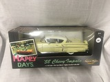 Happy Days, 1958 Chevy Impala, 1:18 scale, Ertl, American Muscle