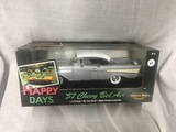 Happy Days, 1957 Chevy Bel Air, 1:18 scale, Ertl, American Muscle