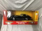 1963 Corvette Stingray, 1:18 scale, Ertl, American Muscle, 50th Anniversary Collection