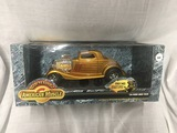 1934 Ford High Tech w/lights & action, 1:18 scale, American Muscle