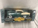 1955 Chevrolet Bel Air, 1:18 scale, Ertl, American Muscle