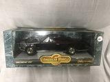 1966 Pontiac GTO, 1:18 scale, Ertl, American Muscle