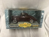 1940 Ford Deluxe Coupe, 1:18 scale, Ertl, American Muscle