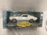 1967 Mustang GT, 1:18 scale, Ertl, American Muscle