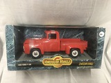 1956 Ford F-100, 1:18 scale, Ertl, American Muscle