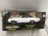 1967 Buick GS 400, 1:18 scale, Ertl, American Muscle