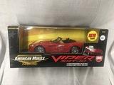 Viper SRT-10, 1:18 scale, Ertl, American Muscle