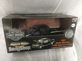 2001 Harley Davidson F-150 Super Crew Pickup, 1:18 scale, Ertl, American Muscle, Body Shop
