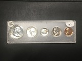 1957 US Proof set in acrylic