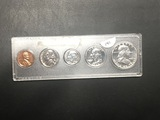 1963 US Proof set in acrylic