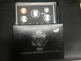 1997 Silver Premier Proof Set