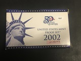 2002 US Proof set