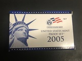 2005 US Proof set