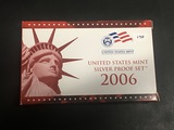 2006 US Silver Proof set