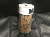 1,000 Mixed Wheat Cents  With Money Couter