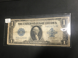 1923 1$ blanket note Woods/White signature fair condition