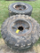 Lot of 4 10.00-20 Tires