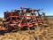Int 4600 24ft field cultivator, 3 bar Reminger harrow (Consigned by Toby Burr 319-795-3690)