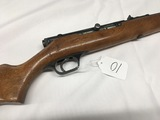 Stevens Model 87D, 22 S, L, LR, Stock Wear, Barrel Rust