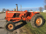 AC One Seventy Gas Tractor, 3pt, 16.9-28 Tires, Reads 4855 Hours